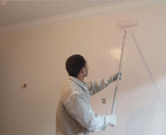 兰州专业油漆工